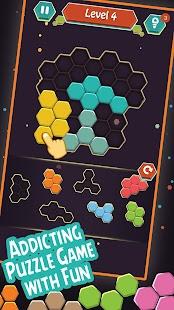 Classy Hexa Puzzle screenshot