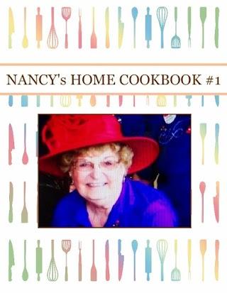 NANCY's  HOME COOKBOOK  #1