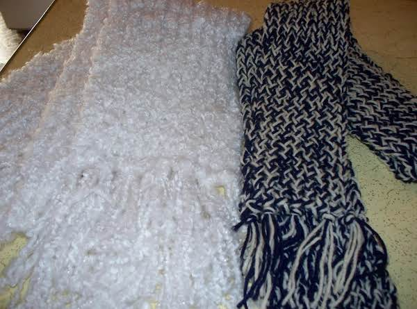 Crocheted And Knitting Loom Projects By Karla Recipe