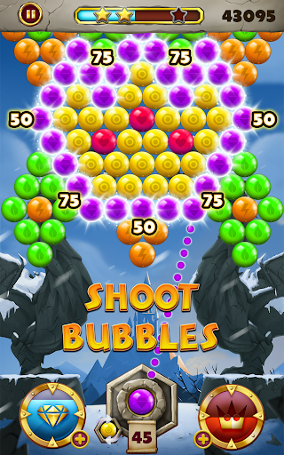 Throne Bubbles 1.0 screenshots 1