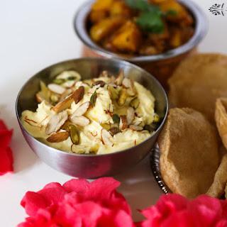 Shrikhand Puri and Gudi Padwa!!!