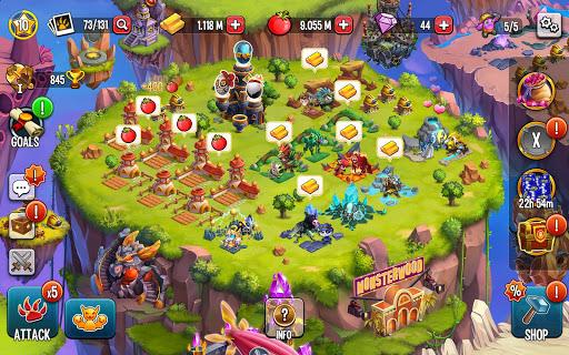 Monster Legends 9.4.9 screenshots 12