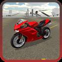 Extreme Motorbike Jump 3D icon