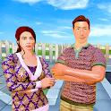 Virtual Mom Family Simulator Games: Happy Families icon