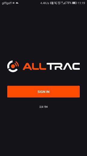 AllTrac screenshots 1