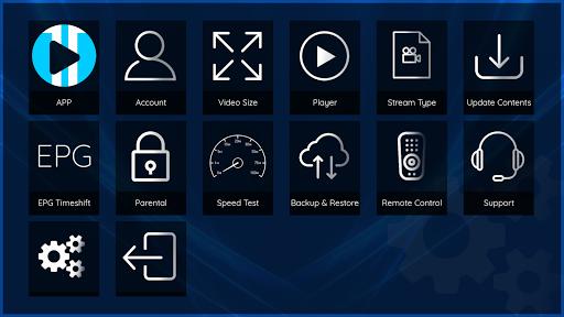XCIPTV PLAYER 4.0.0 screenshots 2
