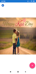 Kiss Day: Greeting, Wishes, Quotes, GIF 2
