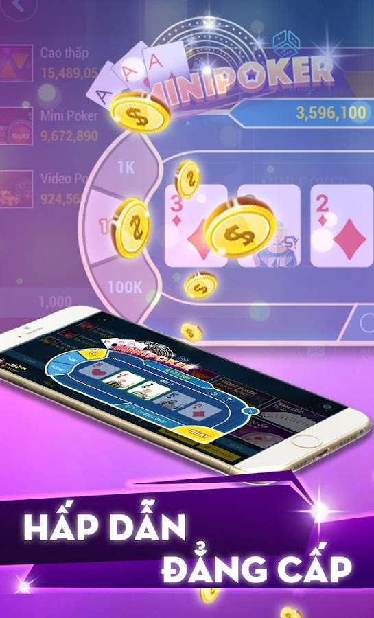 Vua Bai Vip: game doi thuong- screenshot