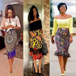 African Pencil Skirt Styles icon