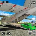 Cargo  Airplane  Transporter  Car  Simulator. icon