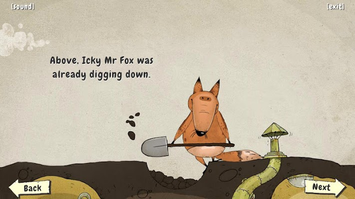 The Icky Mr Fox - screenshot