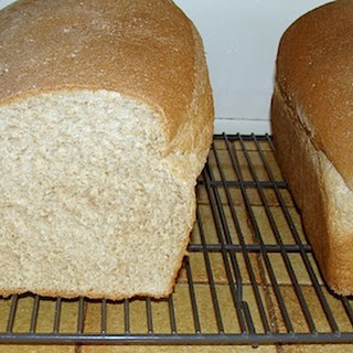 Soft 100% Whole Wheat Sandwich Bread.