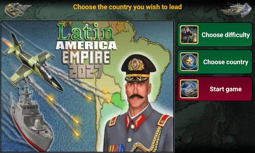 Latin America Empire 2027 LAE_1.2.9 Screenshots 1