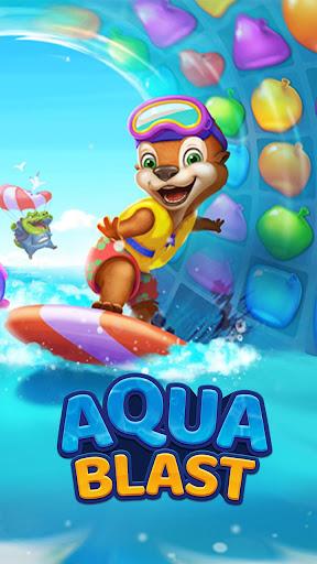 Aqua Blast: Free Match 3 Puzzle Games screenshots 7