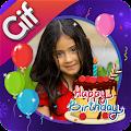 Animated Birthday Frames - GIF