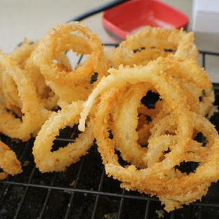 Panko Onion Rings