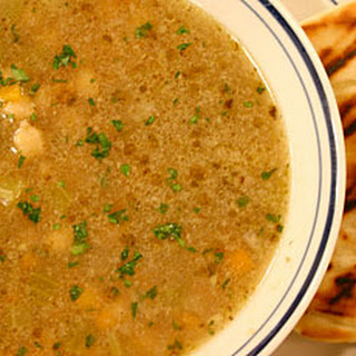 CC's Greek Chickpea Soup