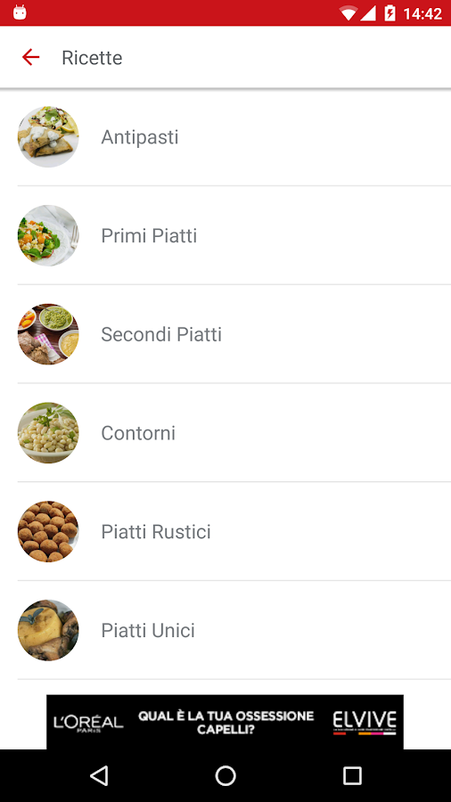 gustissimo: ricette di cucina - android apps on google play - Ricette Di Cucina Gratis