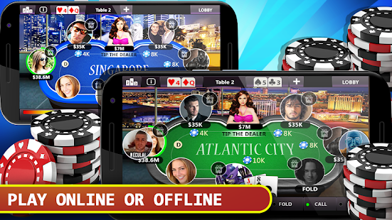 Poker Offline and Live Holdem- screenshot thumbnail