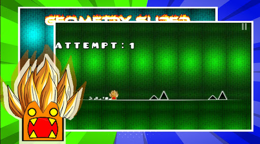 Geometry Super Dragon  screenshots 3