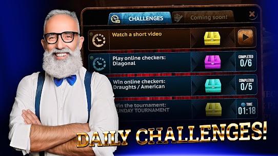 Checkers Online Elite 6