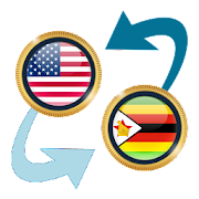 US Dollar to Zimbabwe Dollar