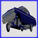 Lowrider Car Game Deluxe icon