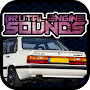 Engine sounds of Audi 90 APK icon