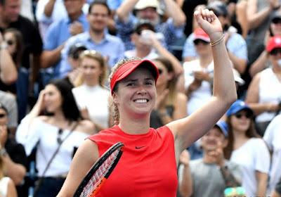 Elina Svitolina na twee wedstrijden al zeker van plek bij laatste vier op Masters