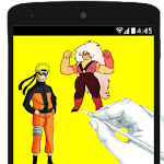 How To Draw Cartoon and Naruto