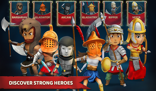 Grow Empire: Rome  screenshots 20