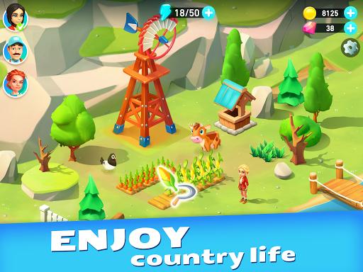 Goodville: Farm Game Adventure 1.1.1 screenshots 8