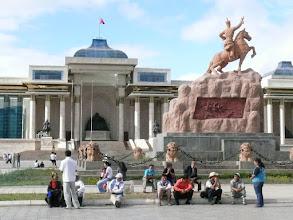 Photo: 4. Parlament of Mongolia