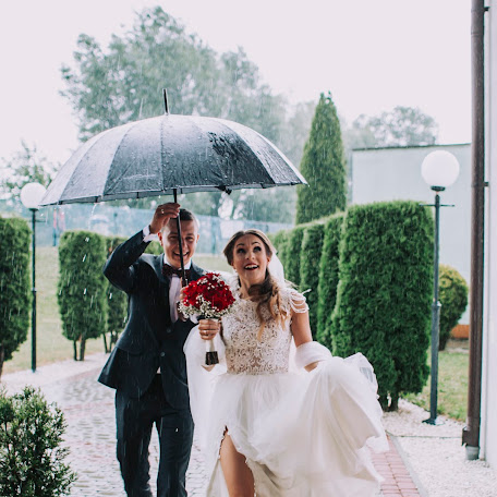 Wedding photographer Łukasz Potoczek (zapisanekadry). Photo of 22.02.2018
