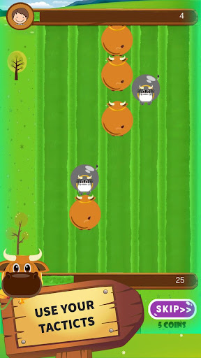 Code Triche Bull vs Bull - Bull Sheep Fight APK MOD screenshots 4
