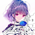 Anime & Manga - Color by Number icon