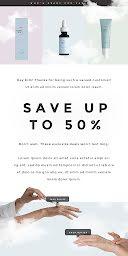 Cloud Savings - Email item