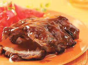 Bbq Ribs Recipe-the Secret Is In The Sauce