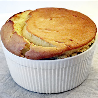 Pear & Parsnip Soufflé Recipe