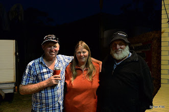 Photo: Whisky, Joy and Ian