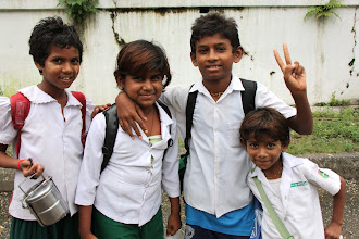 Photo: Year 2 Day 54 - Lovely Schoolkids in Yangon