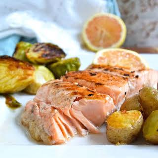 Simple Salmon.