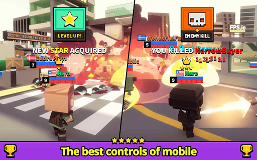 FPS.io (Fast-Play Shooter) 2.2.1 screenshots 8