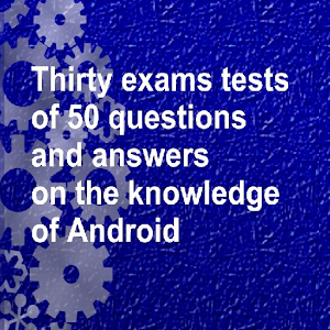 1500 Android exam questions Gratis
