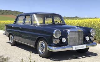 Mercedes-benz Colas 200 W110 Rent Castilla-La Mancha