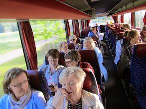 Photo: Korsosta lähtijöitä la 7.6.2014 klo 6.30