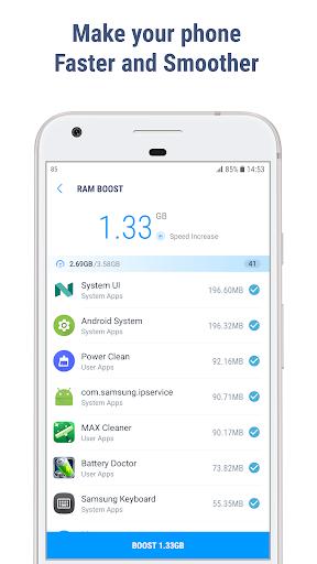 Battery Saver Pro - Fast Charging - Super Cleaner screenshot 3