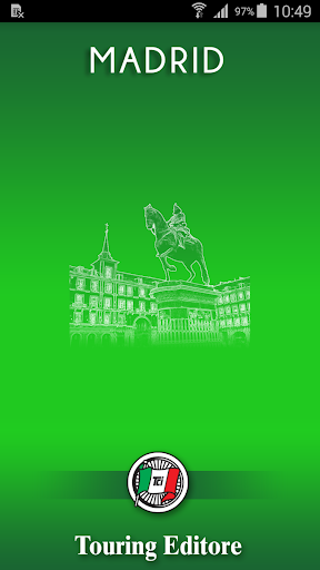 Madrid Guida Verde Touring