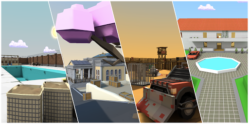 BLOCKFIELD 0.9999 screenshots 1