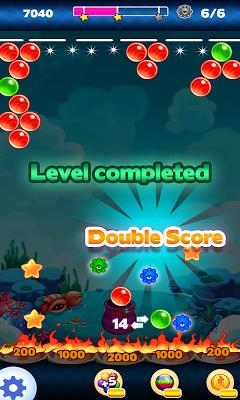 Bubble Legend : Shoot Bubble - screenshot